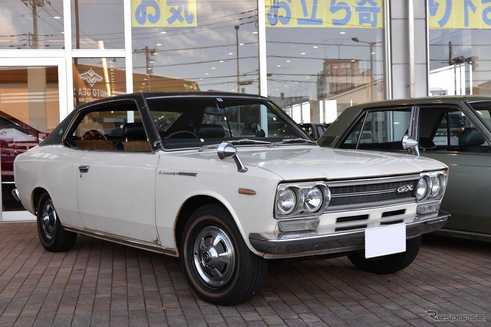 ハードトップ2000GX(1979年)嶽宮 三郎