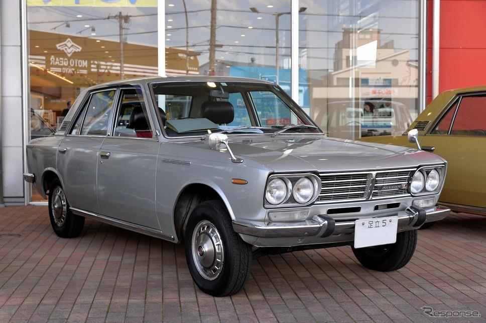 セダン1800DX-B(1969年)嶽宮 三郎