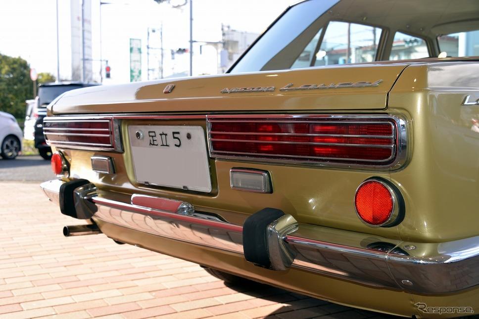 セダン1800DX-B(1968年)嶽宮 三郎