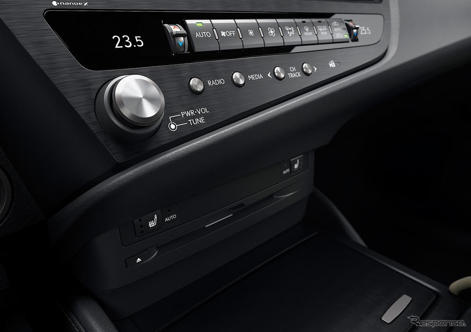 レクサス ES 改良新型の Fスポーツ《photo by Lexus》