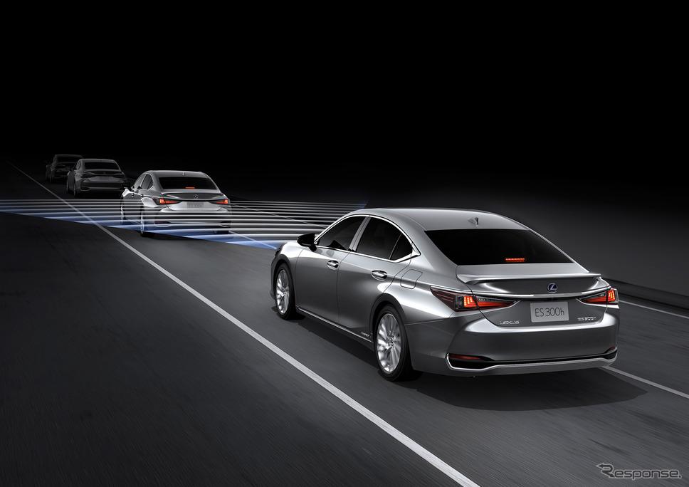 レクサス ES 改良新型《photo by Lexus》