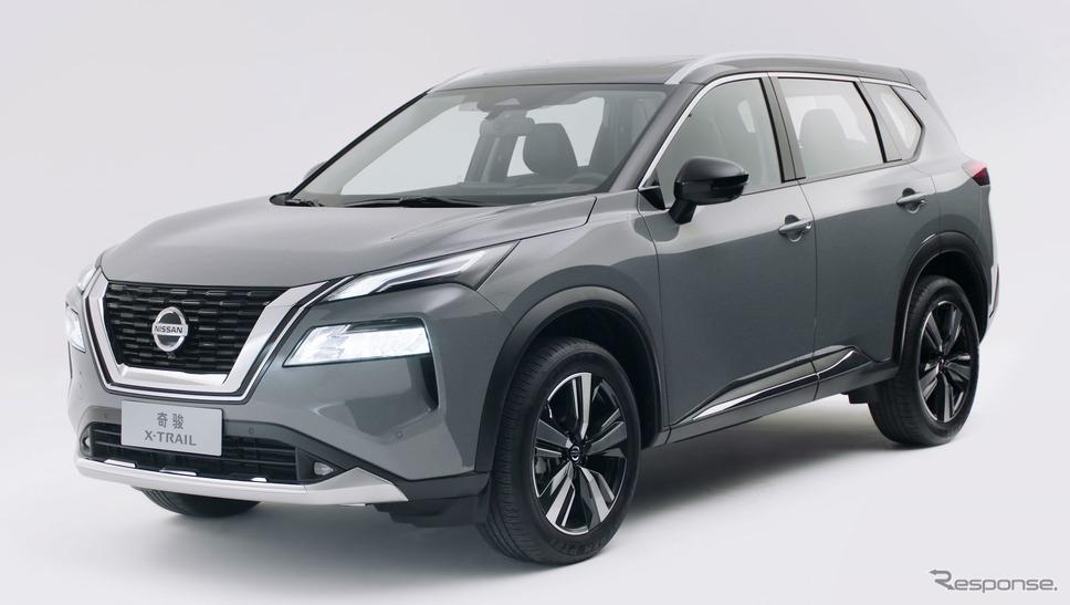 日産 エクストレイル 新型(中国仕様)《photo by Nissan》