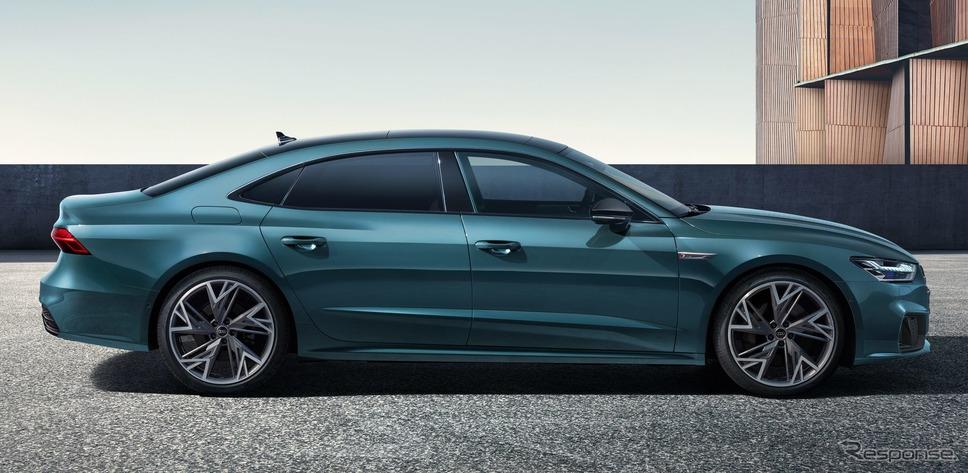 アウディ A7 L《photo by Audi》