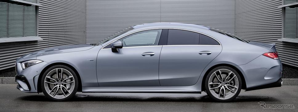 メルセデスAMG CLS 53 4MATIC + 改良新型《photo by Mercedes-Benz》