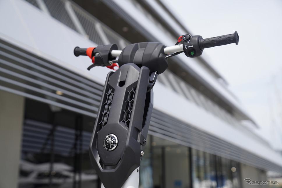 ヤマハの新型マリンジェット『SUPERJET(スーパージェット)』《写真撮影 柳田由人》