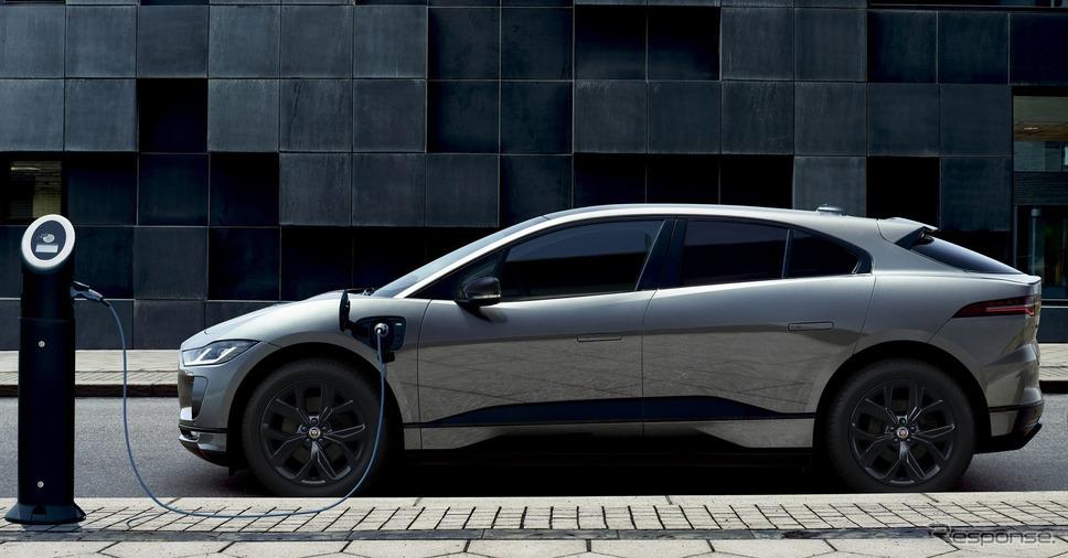 ジャガー I-PACE ブラック《photo by Jaguar》