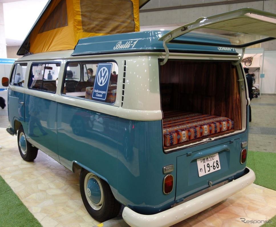 VW・ワーゲンバス《写真撮影 青山尚暉》