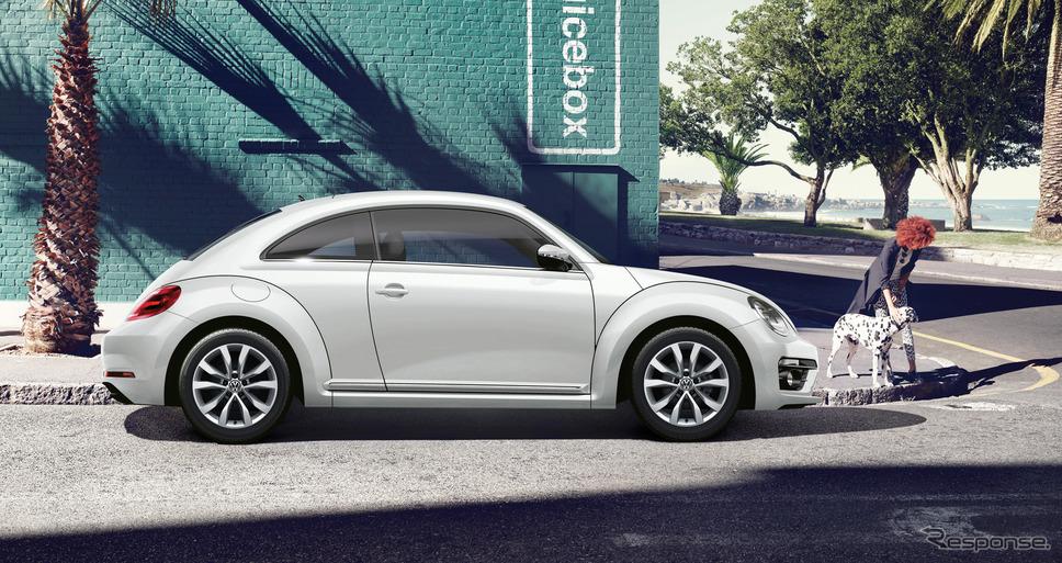VW ザ・ビートル《Photo by Volkswagen》