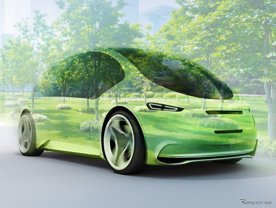 ボッシュの電動化のイメージ《photo by Bosch》