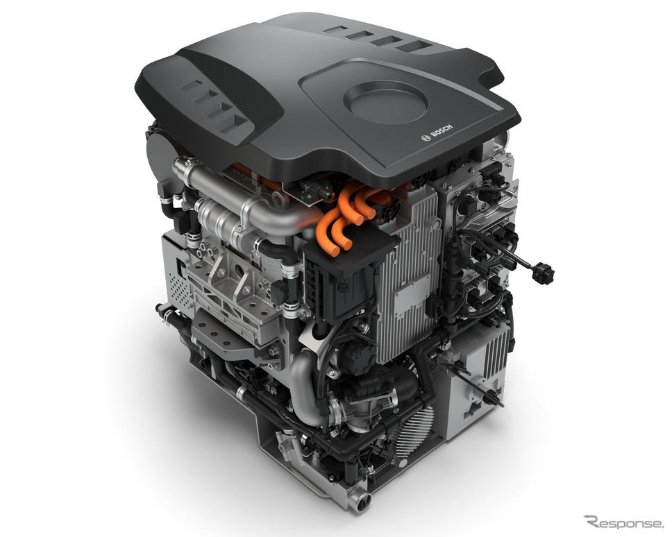 ボッシュの燃料電池パワーモジュール《photo by Bosch》