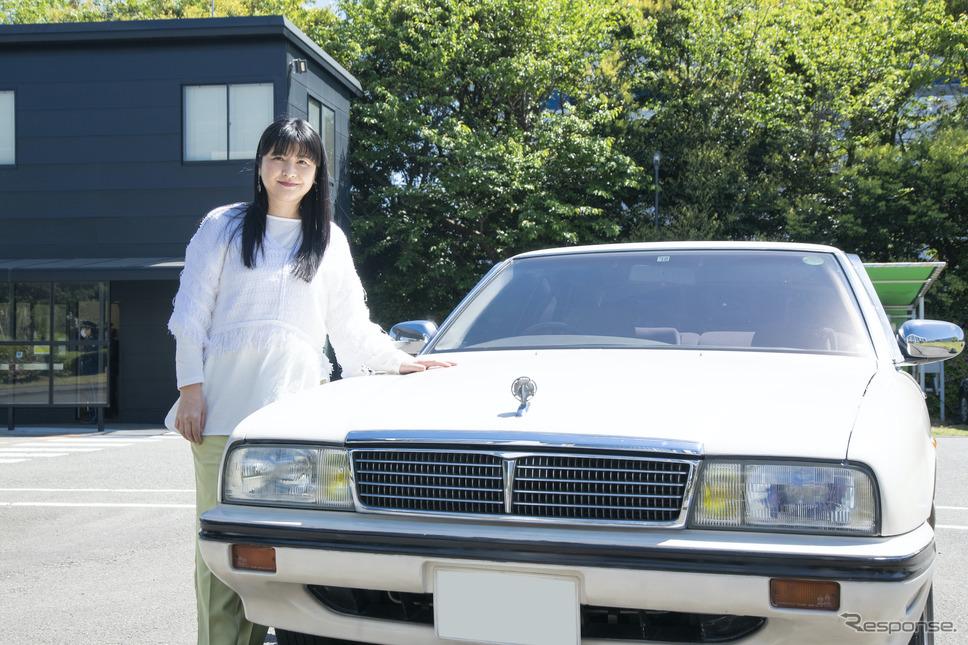 伊藤かずえ《写真提供 日産自動車》