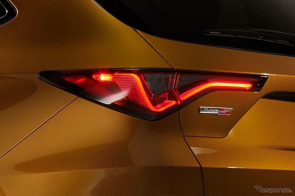アキュラ MDX 新型のタイプS《photo by Acura》