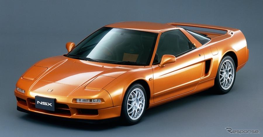 初代ホンダ NSX のタイプS(1997年)《photo by Honda》