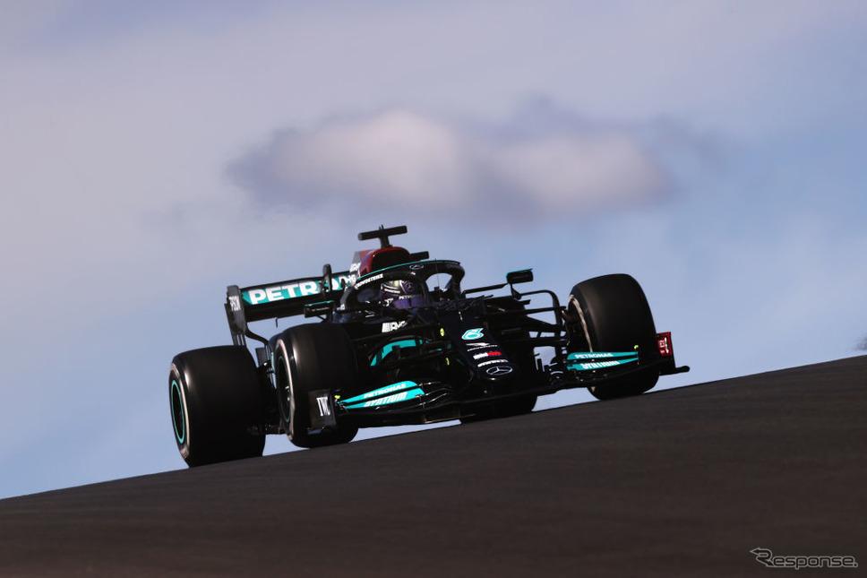 F1ポルトガルGP《Photo by Lars Baron/Getty Images Sport/ゲッティイメージズ》