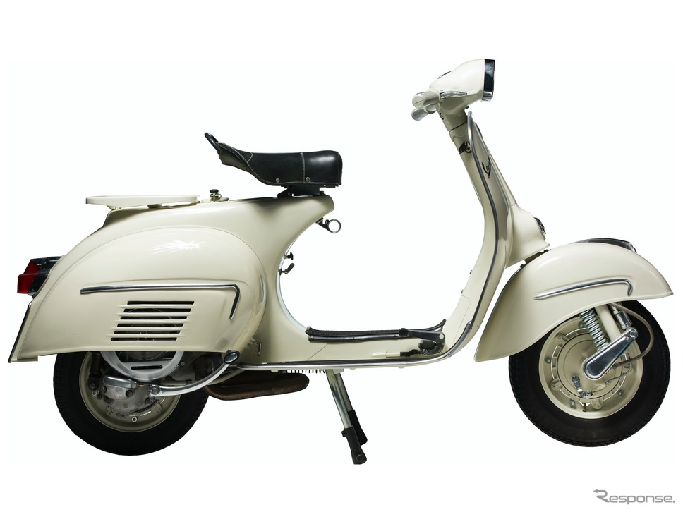ベスパGL150(1963年)《photo by Vespa》