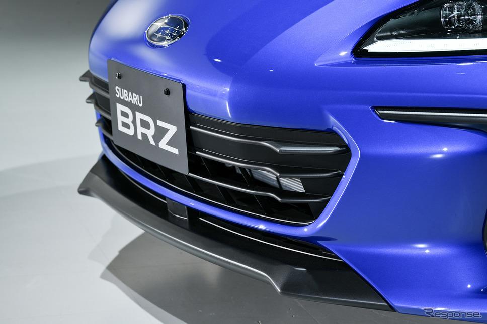新型BRZ《写真提供 SUBARU》