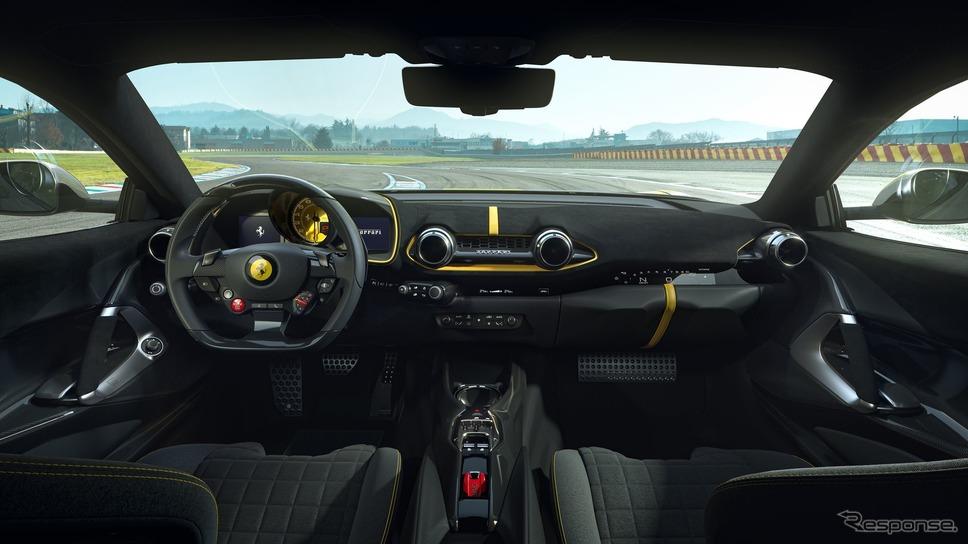 フェラーリ 812 コンペティツィオーネ《photo by Ferrari》