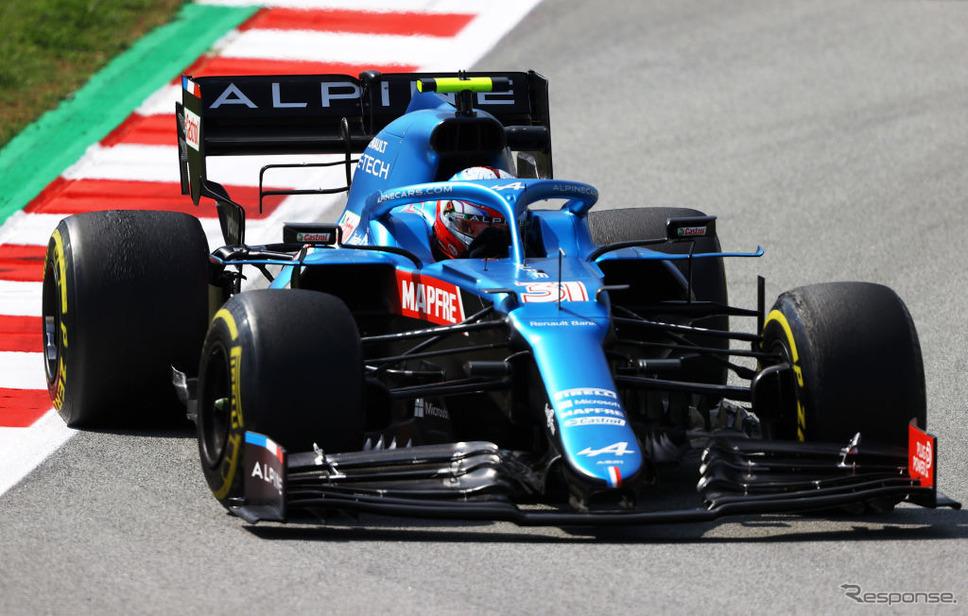 F1スペインGP《Photo by Bryn Lennon/Getty Images Sport/ゲッティイメージズ》