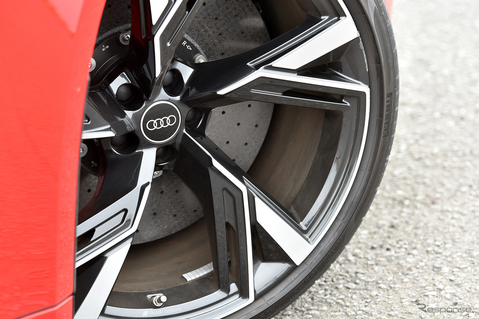 アウディ RS6アバント 新型《写真撮影 中野英幸》