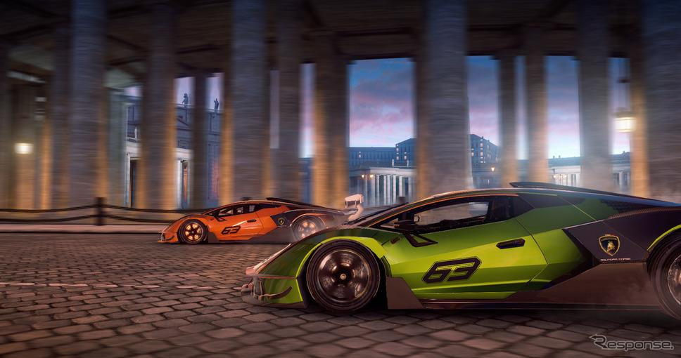 ランボルギーニ・エッセンサ SCV12《image by Lamborghini》