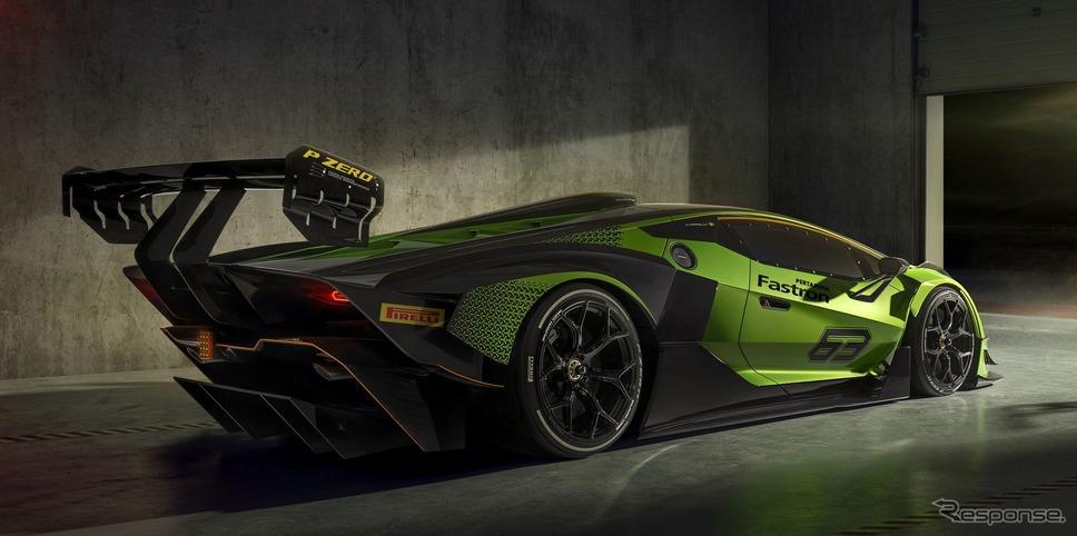 ランボルギーニ・エッセンサ SCV12《photo by Lamborghini》