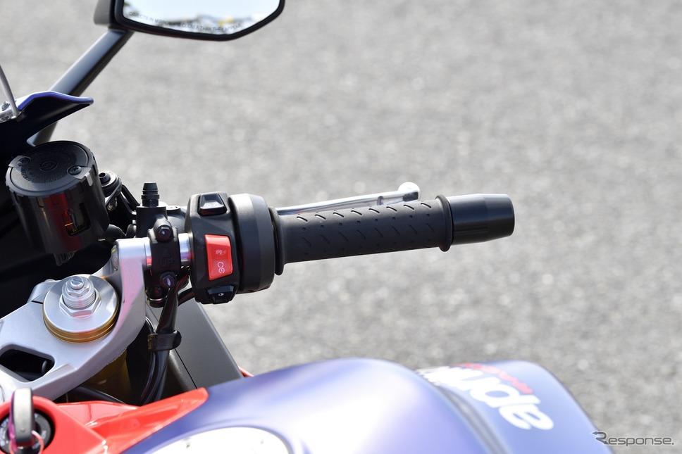 アプリリア RS660《写真撮影 雪岡直樹》