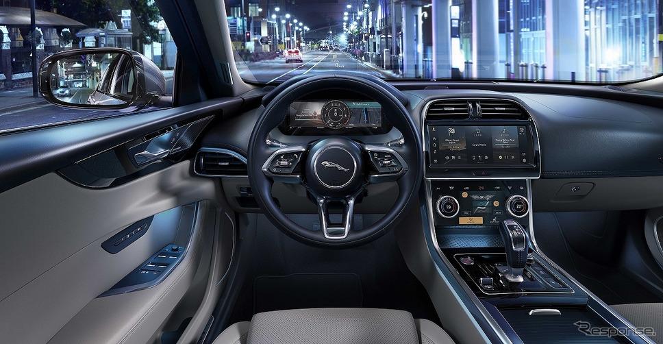 ジャガー XE 2021年モデル《写真提供 ジャガー・ランドローバー・ジャパン》