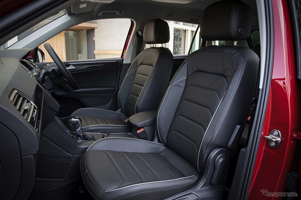 VW ティグアン TSI エレガンス《写真提供 フォルクスワーゲングループジャパン》
