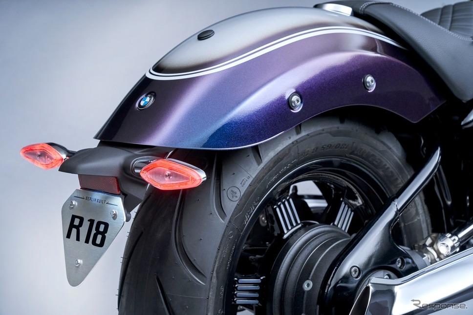 BMW モトラッド R18 の「Option 719」《photo by BMW》