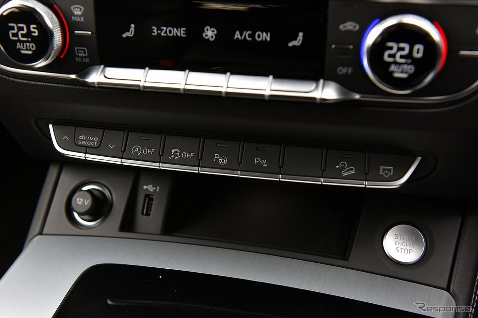 アウディ Q5 40 TDI quattro S line《写真撮影 中野英幸》