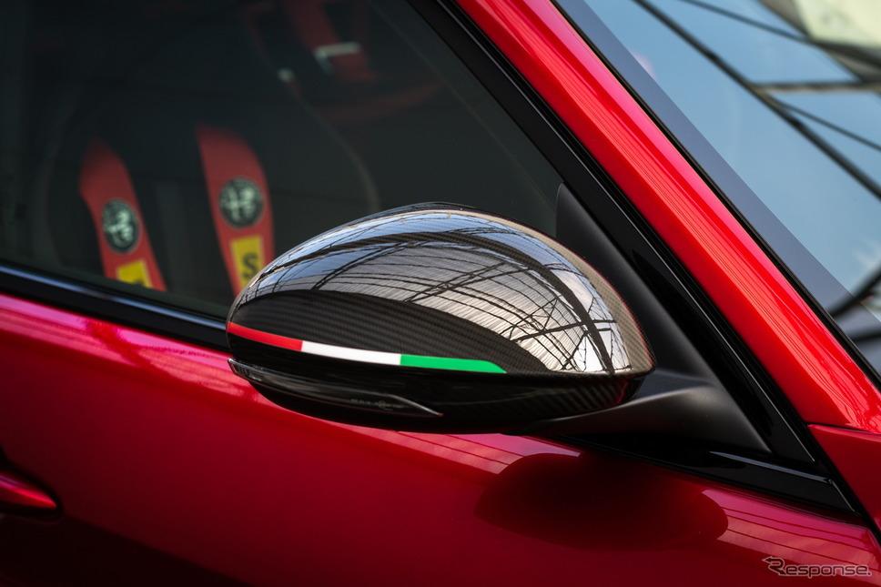 アルファロメオ・ジュリア GTA 新型《photo by Alfa Romeo》