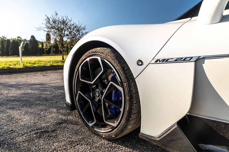 マセラティ MC20《Photo by Maserati》