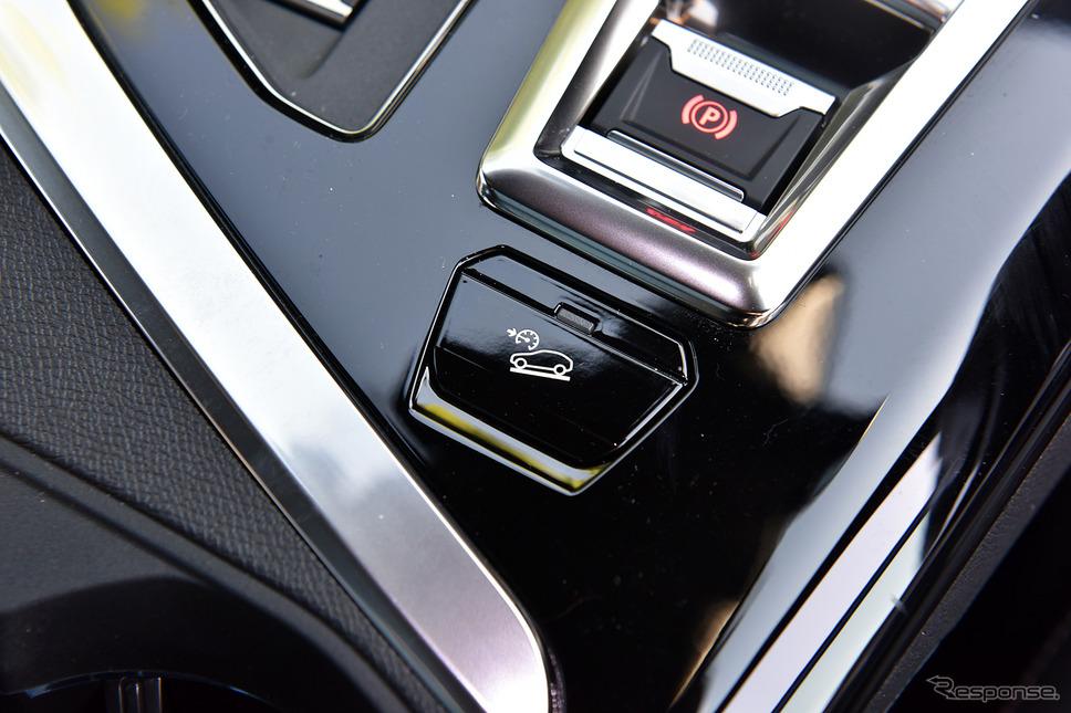 プジョー 3008 GT ハイブリッド4《写真撮影 中野英幸》