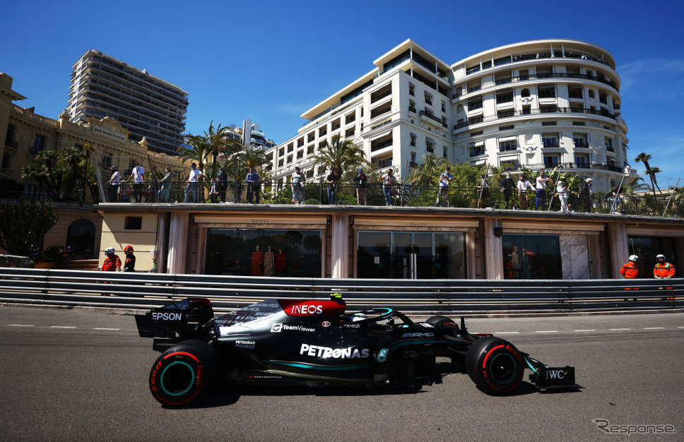 F1モナコGP《Photo by Bryn Lennon/Getty Images Sport/ゲッティイメージズ》