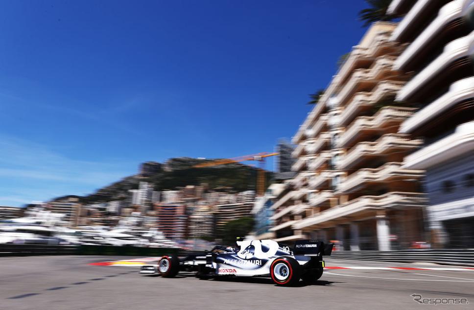 F1モナコGP《Photo by Lars Baron/Getty Images Sport/ゲッティイメージズ》
