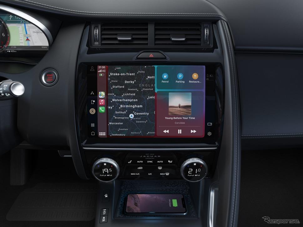ジャガー E-PACE の「R-ダイナミックブラックエディション」《photo by Jaguar》