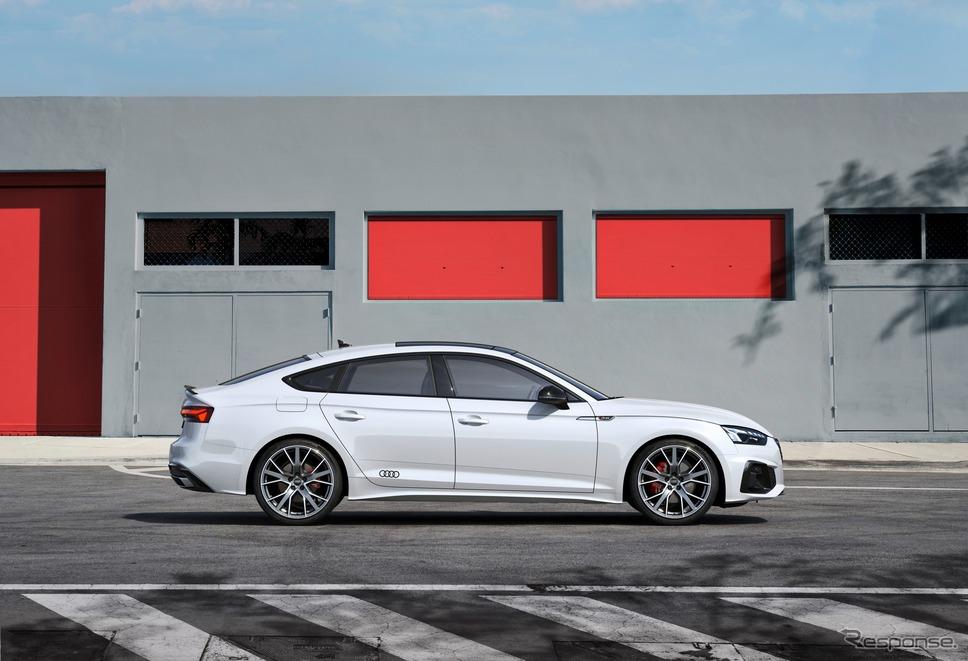 アウディ A5 スポーツバック の2022年モデル《photo by Audi》
