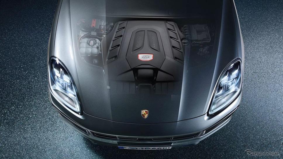 ポルシェ・カイエン・ターボ・クーペ(参考)《photo by Porsche》