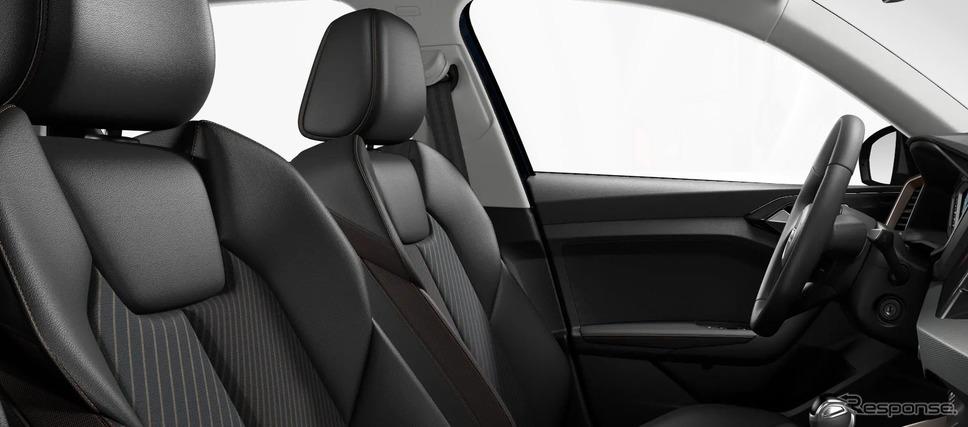 アウディA1スポーツバック の2022年モデル《photo by Audi》