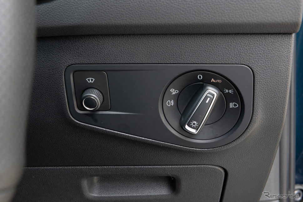 VW ティグアン TSI R-Line《写真撮影 渡邊伊緒菜》