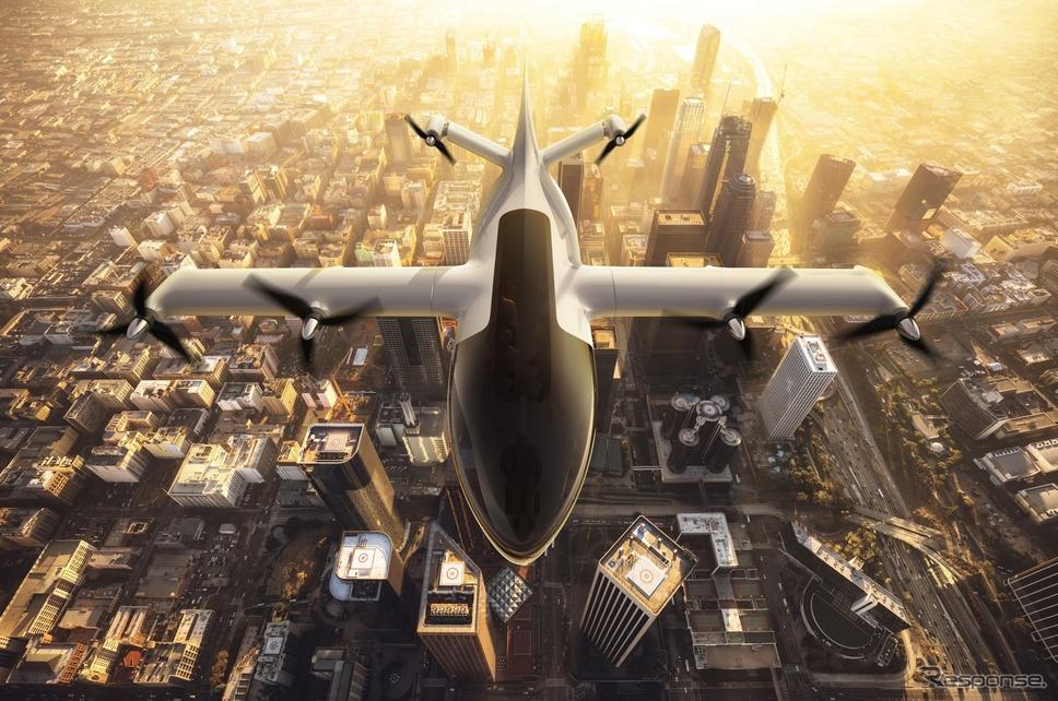 デンソーはハネウェルとアライアンス契約を締結、電動航空機用推進システム製品の開発を加速。《画像提供 デンソー》