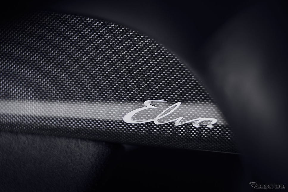 マクラーレン・エルバ のフロントウインドスクリーン装着車《photo by McLaren Automotive》