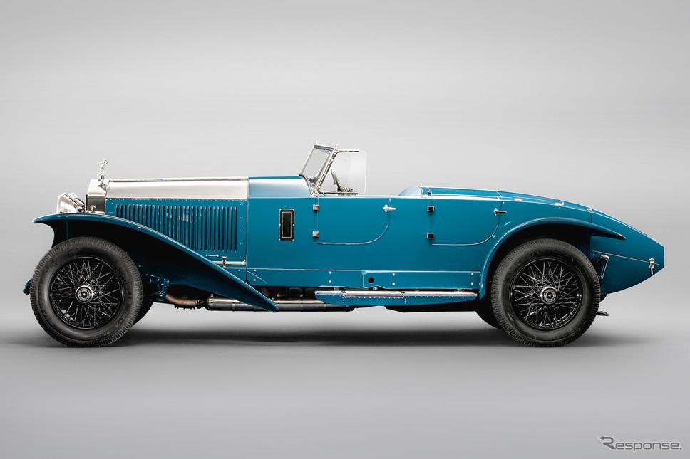 ロールスロイスのワンオフ:ボートテール(2021年)《photo by Rolls-Royce》