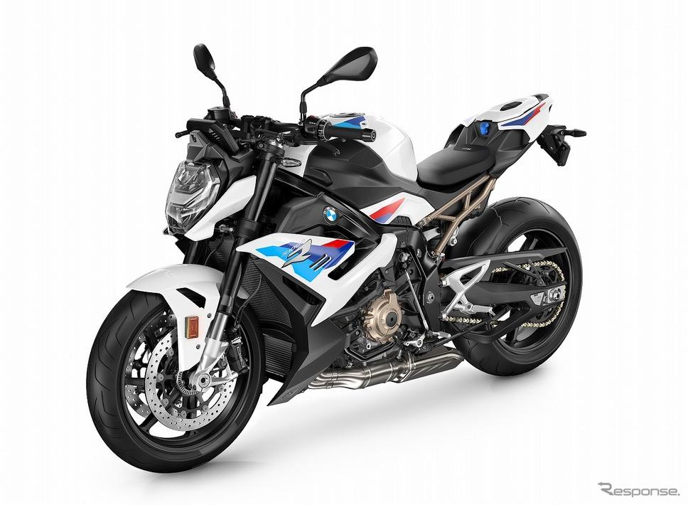BMW S1000R《写真提供 ビー・エム・ダブリュー》