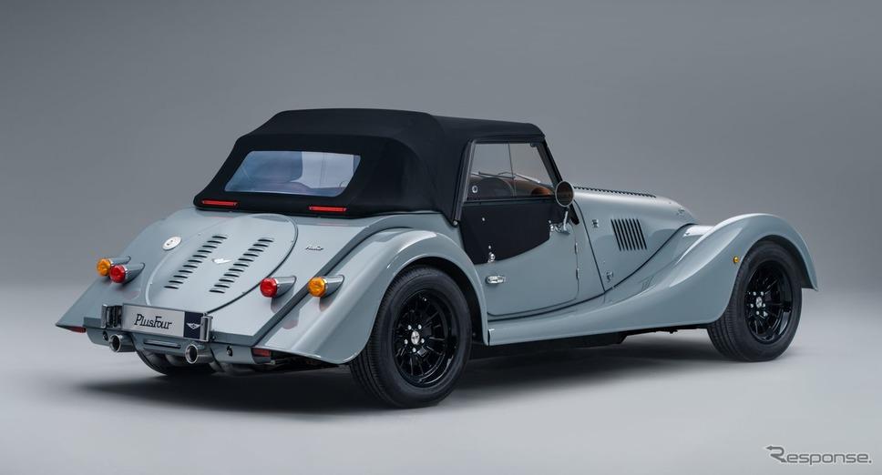 モーガン・プラス4の2022年モデル《photo by Morgan Motor Company》