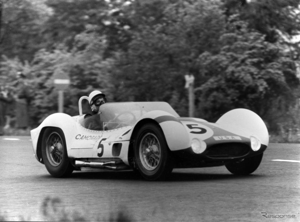 マセラティ・ティーポ 61《photo by Maserati》