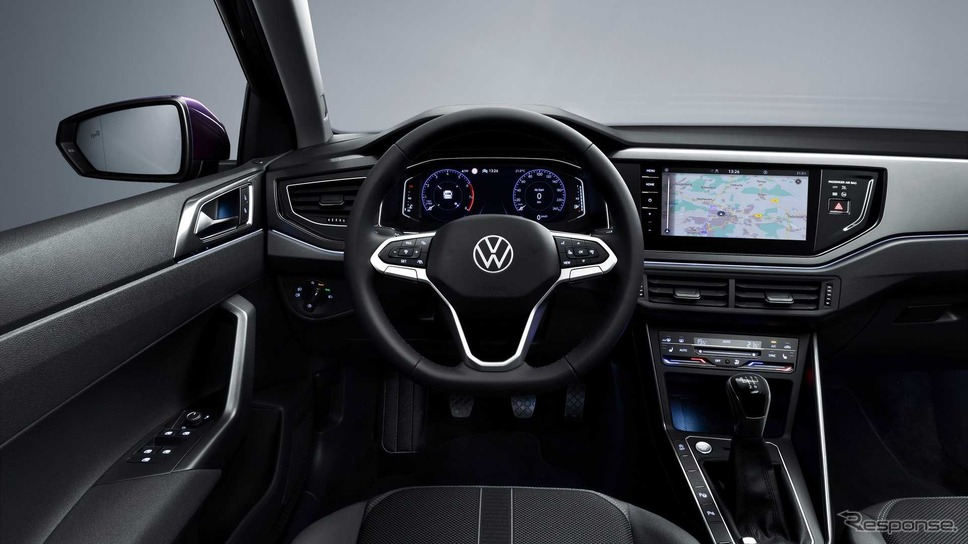 フォルクスワーゲン・ポロ 改良新型《photo by VW》
