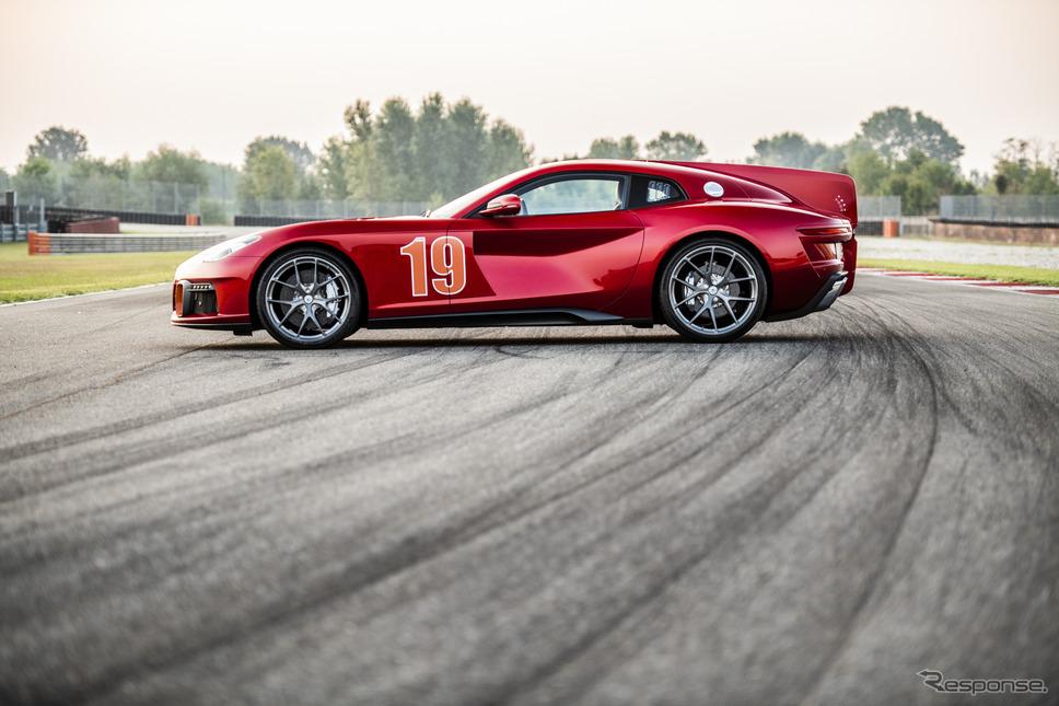 トゥーリング・スーペルレッジェーラ・アエロ3《photo by Touring Superleggera》