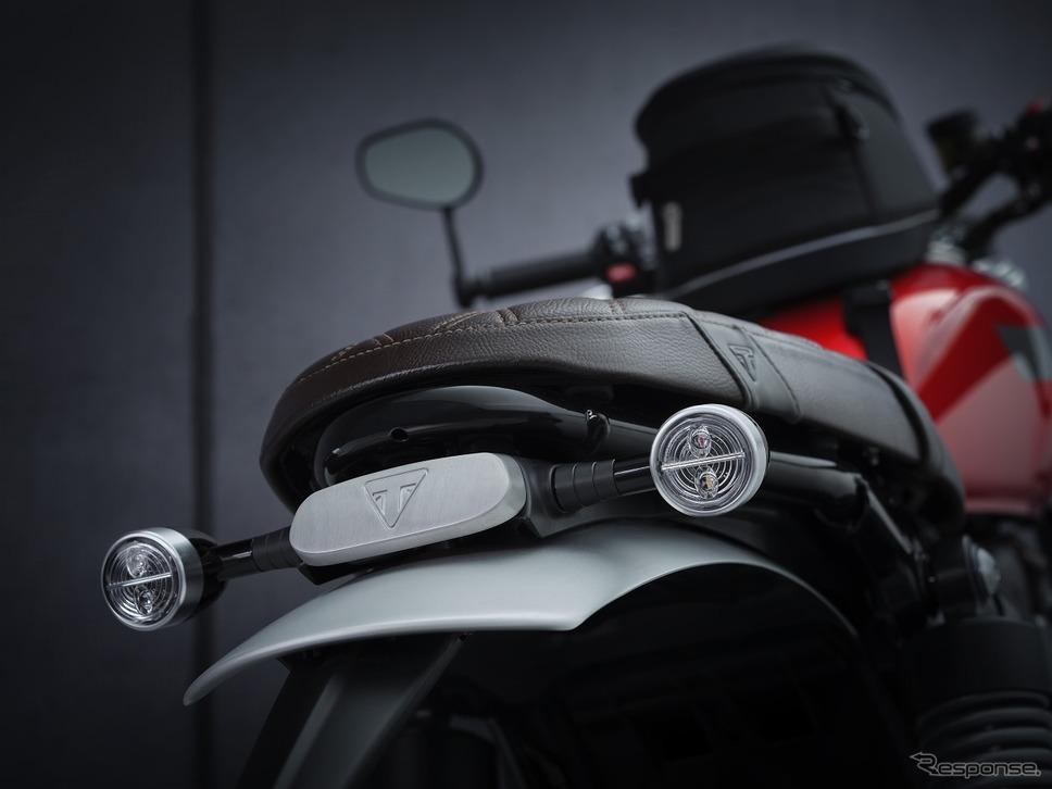トライアンフ・スピードツイン 2021年モデル《写真提供 トライアンフモーターサイクルズジャパン》