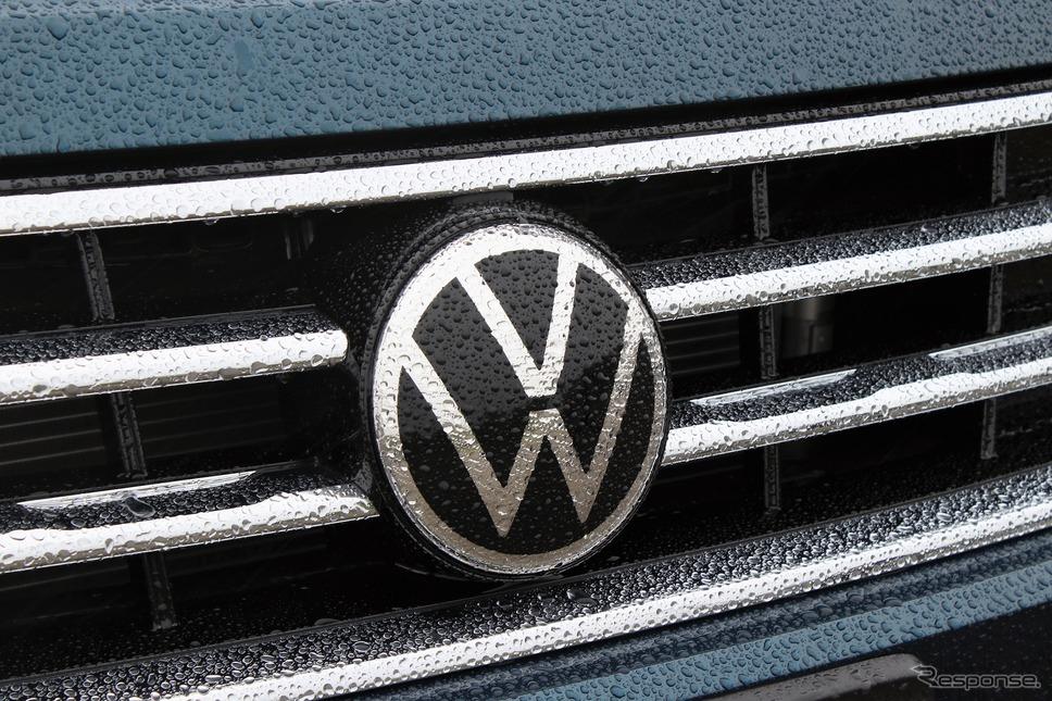 VW ティグアン《写真撮影  内田俊一》